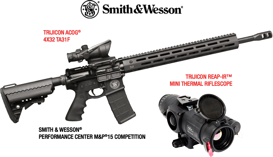 trijicon 24 days of acog sweepstakes
